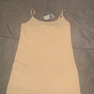 TWO camis nwt